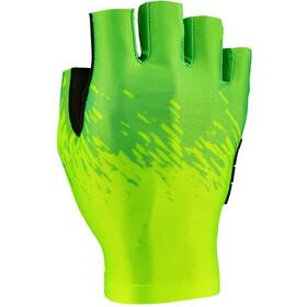 Supacaz SupaG Kurzfinger-Handschuhe neon yellow/neon green